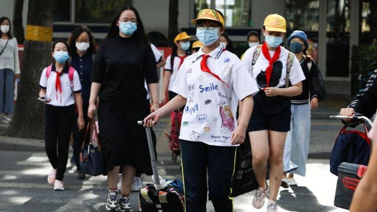 Alerta en China ante 57 nuevos casos positivos de coroanvirus: el peor dato diario desde el 13 de abril