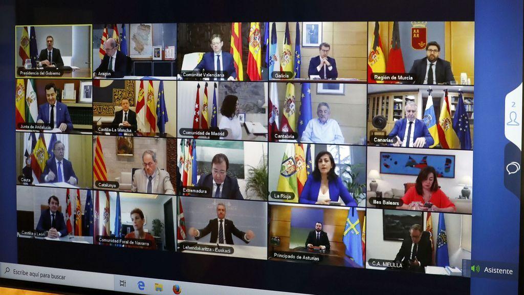 Canarias, Andalucía y Madrid reclaman al Gobierno que se realicen test en origen a los turistas