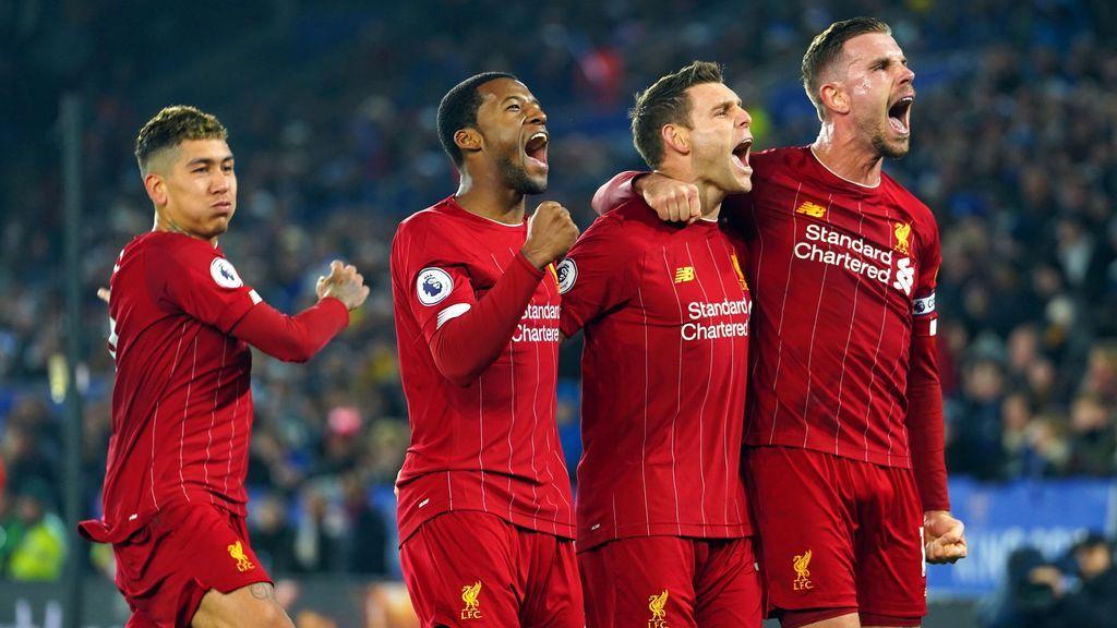 El Liverpool tiene la Premier League en el bolsillo
