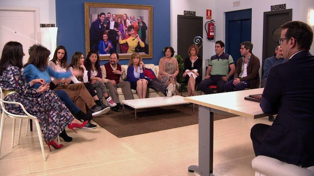 Día de despedidas en 'La que se avecina': se graba la última junta en Mirador de Montepinar
