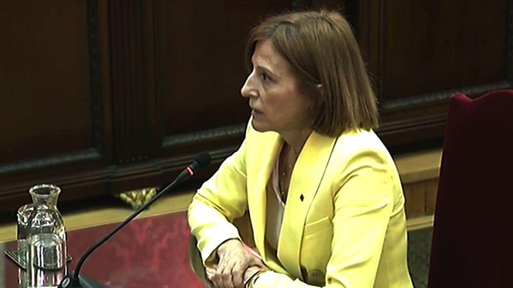 Trasladan a Carme Forcadell de la cárcel de Tarragona a Wad-Ras en Barcelona por motivos familiares