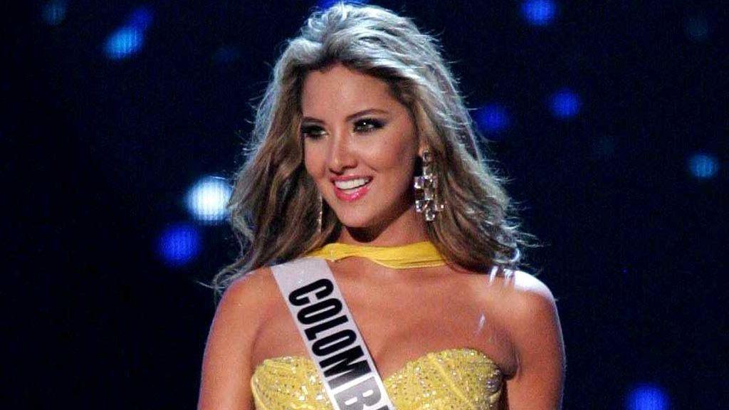 Daniella Álvarez, Miss Colombia 2012, ha sufrido la amputación de una pierna