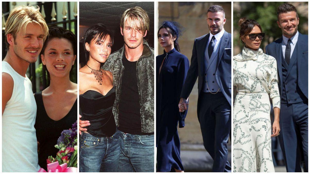 Por qué David y Victoria Beckham son la pareja más estilosa: analizamos todos sus looks.