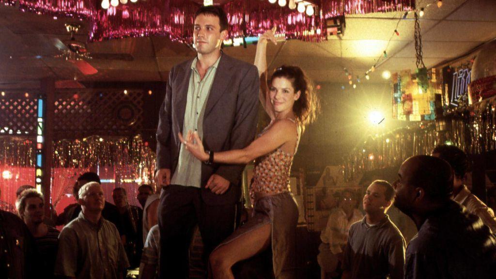 En 'Fuerzas de la naturaleza' Affleck interpretaba a un hombre pusilánime, la imagen con la que el público acabó asociando al actor