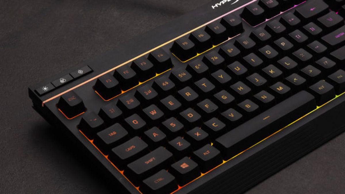 Teclado HyperX Alloy Core RGB