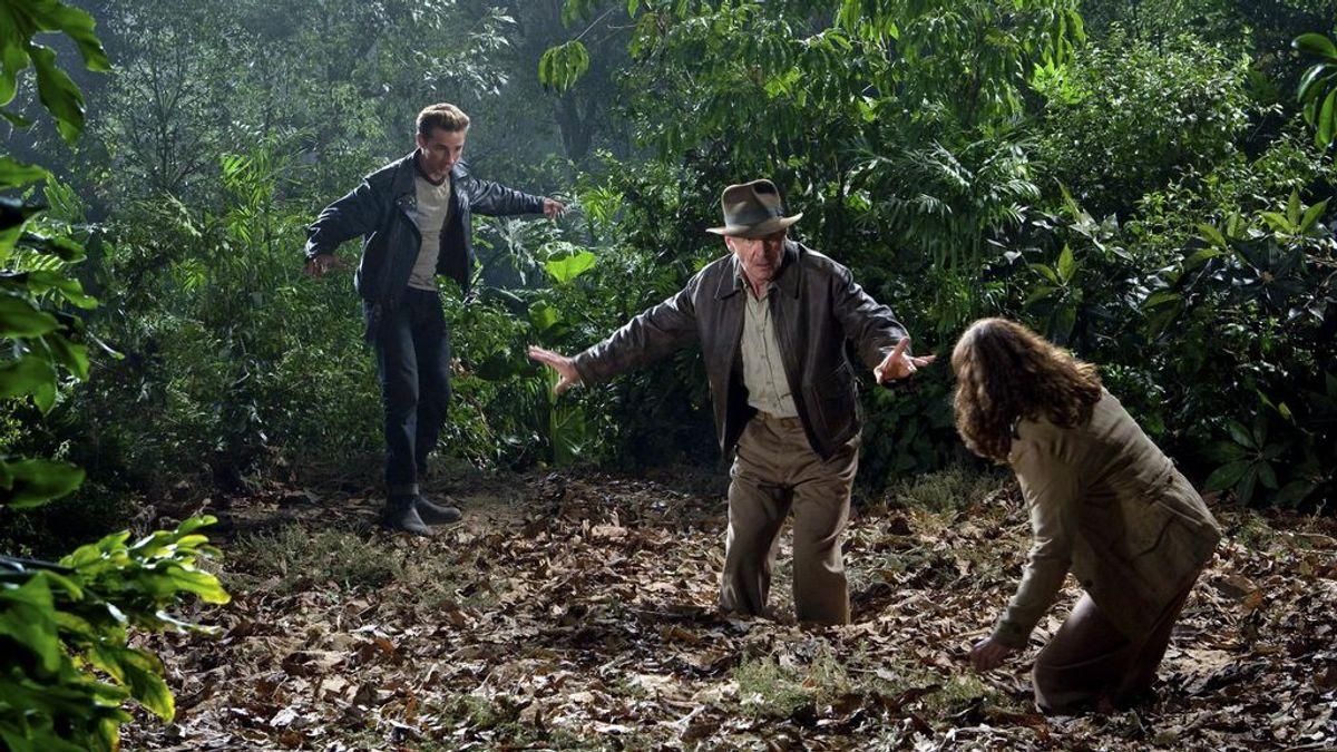 Indiana Jones lo hizo y tú también puedes: así se escapa de unas arenas movedizas