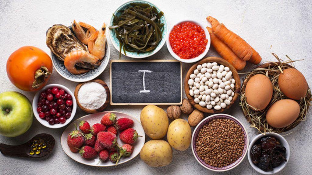 Beneficios de los alimentos con yodo durante la lactancia materna.
