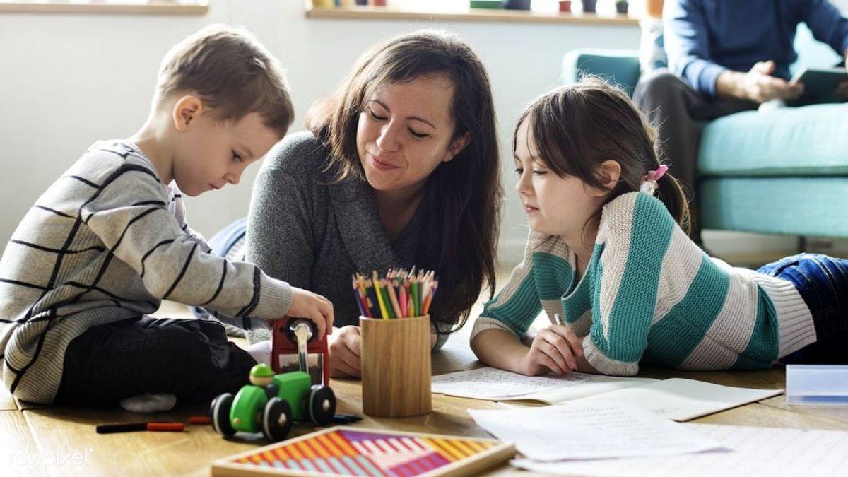 Beneficios de tener una Au Pair para enseñar idiomas a tus hijos.