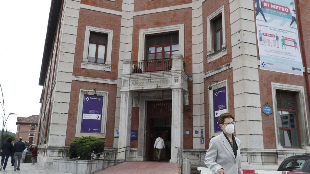 Brote en el País Vasco: los positivos en los hospitales de Basurto y Txagorritxu se elevan a 54