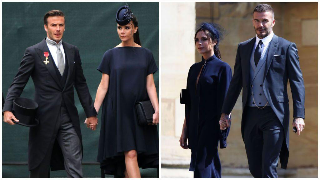 Dos de sus mejores looks fueron los que eligieron para la boda del príncipe William y Harry.