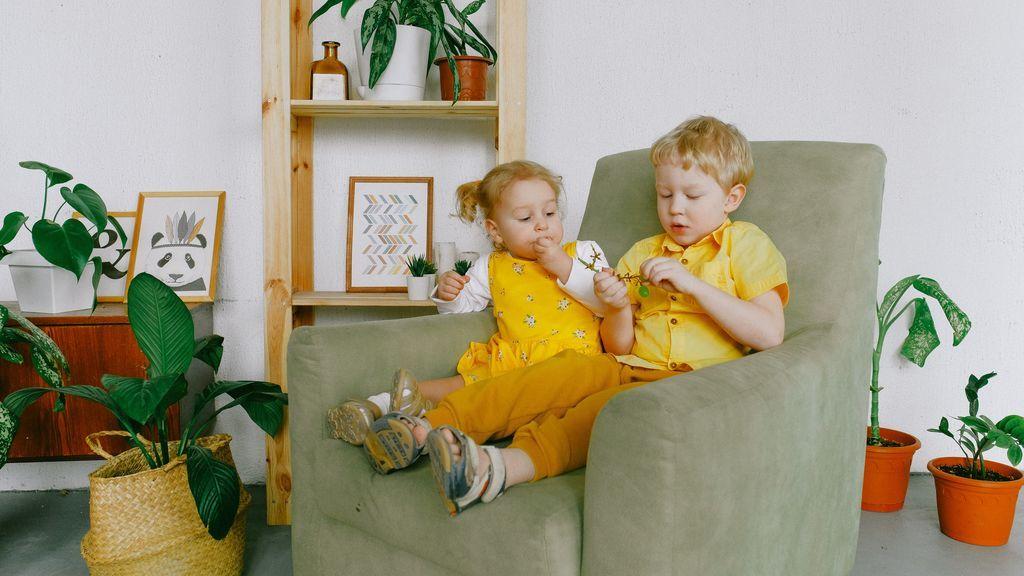 Compartir habitación en la infancia: pros y contras de la convivencia entre hermanos