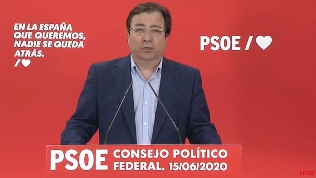 """Fernández Vara apuesta negociar el Presupuesto con todos los partidos: """"Tiene que ser el que sume"""""""