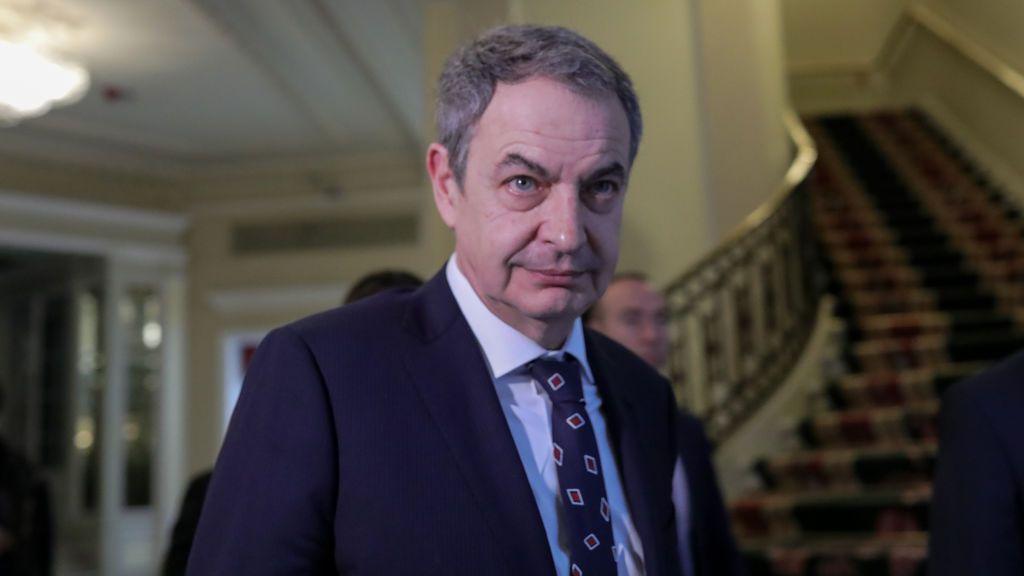 """Zapatero tacha a Ciudadanos como el """"peor experimento de la democracia"""" y Rivera le contesta que """"es un elogio viniendo de él"""""""