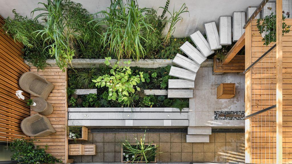 Diseño de jardín interior: cómo sacarle el máximo provecho.
