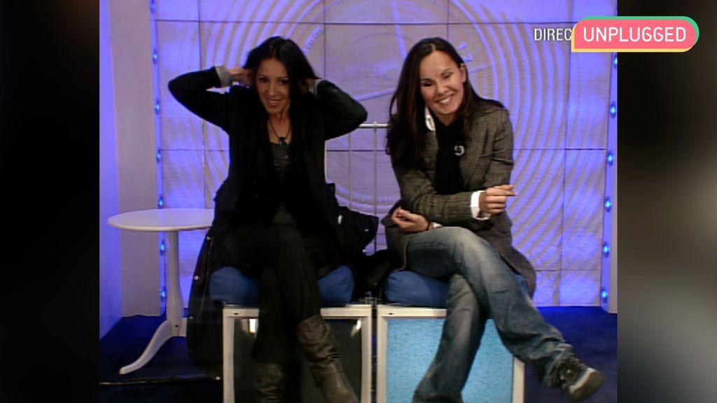 Raquel Morillas y Noemí Ungría