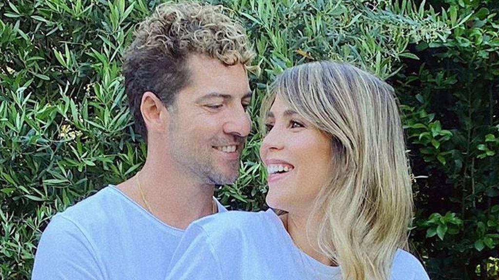 "David Bisbal hace llorar a Rosanna Zanetti: ""Te amo de todas mas maneras que pueden existir"""