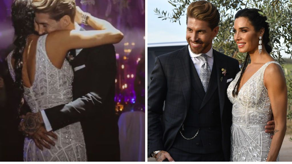 Sergio Ramos comparte recuerdos de su boda con Pilar Rubio nunca antes vistos: del baile, a los secretos de la fiesta