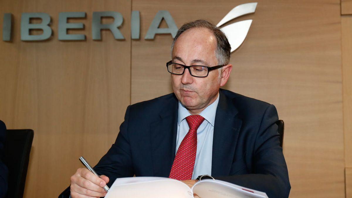 """Gallego: """"Iberia será más pequeña en el próximo lustro"""""""