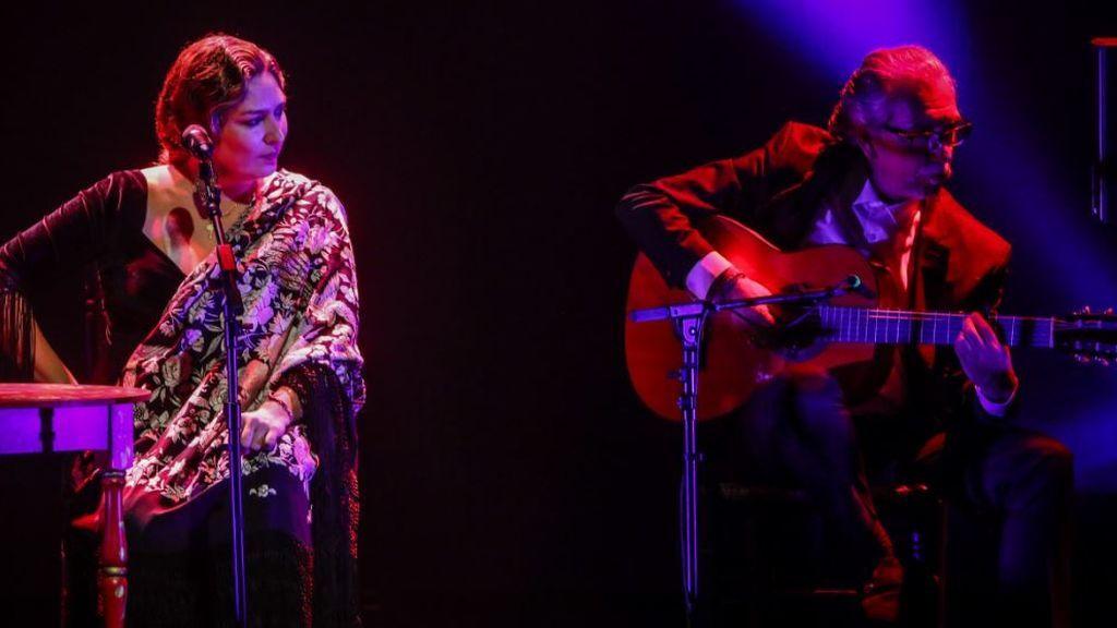 Estrella Morente canta a la Alhambra para promocionar su reapertura