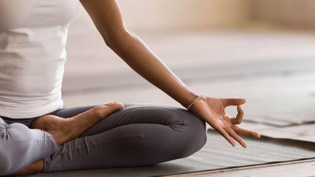 Ejercicio del Raja Yoga