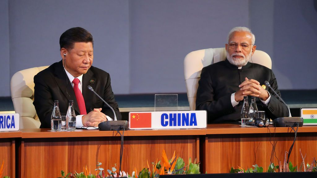 Mueren tres soldados indios en violentos enfrentamientos con tropas chinas en la frontera