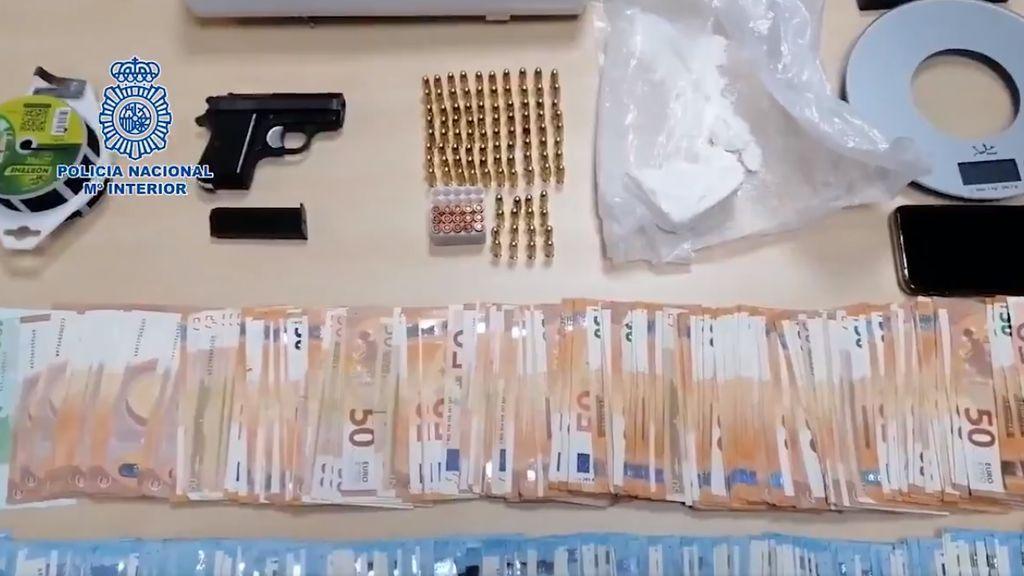 Operación contra el tráfico de drogas en Galicia y Castilla y León: hay 31 detenidos de hasta ocho nacionalidades