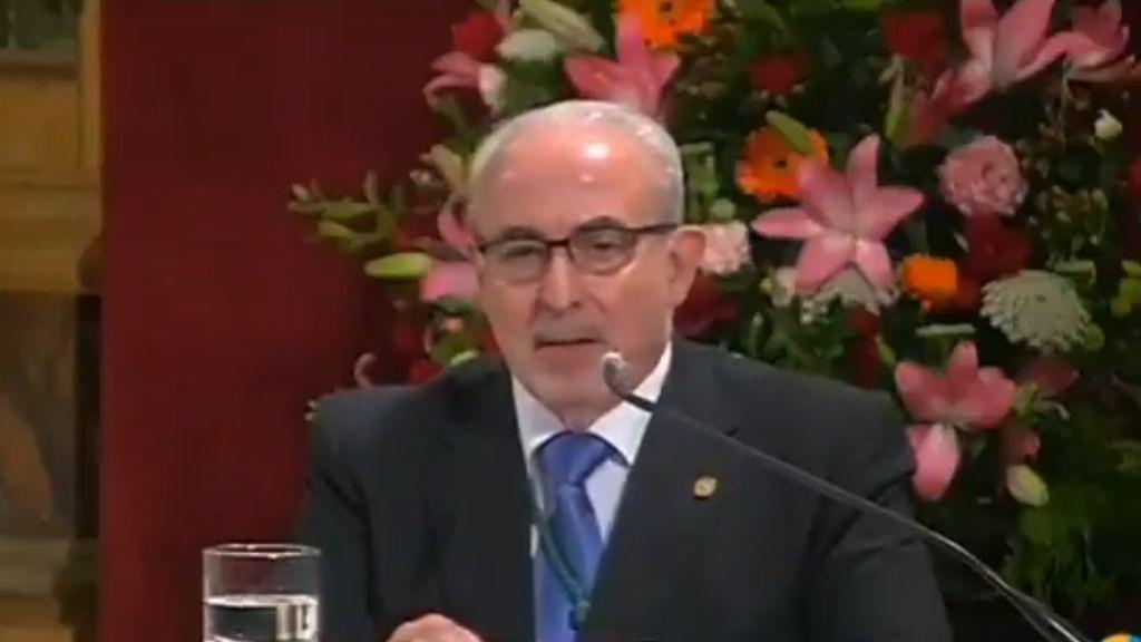 """El presidente de la UCAM: """"El coronavirus, fruto de las fuerzas oscuras del mal, del Anticristo y quienes le sirven"""""""