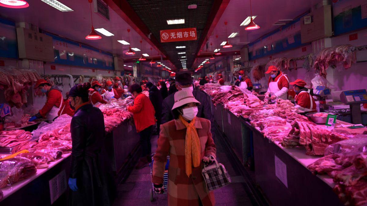 Xinfadi, el mercado de comidas más grande de Asia,  foco del rebrote de coronavirus en China