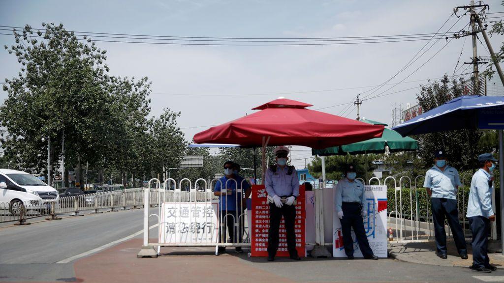 Las autoridades vigilan la entrada al mercado