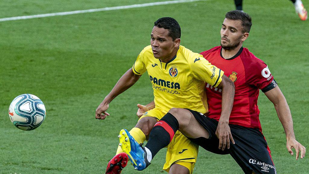Bacca hace soñar al Villarreal con Europa a costa del Mallorca (1-0)