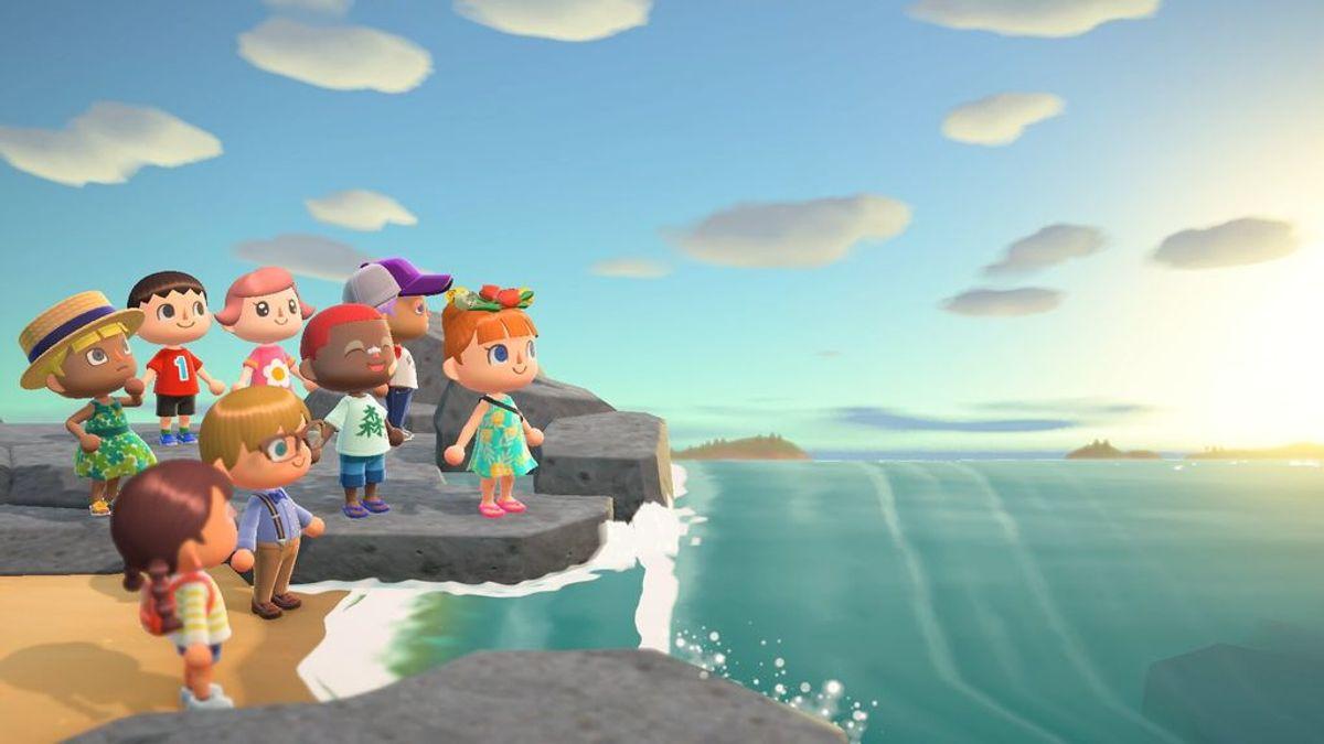 Por qué Animal 'Crossing: New Horizons' ha sido el juego más popular de la cuarentena