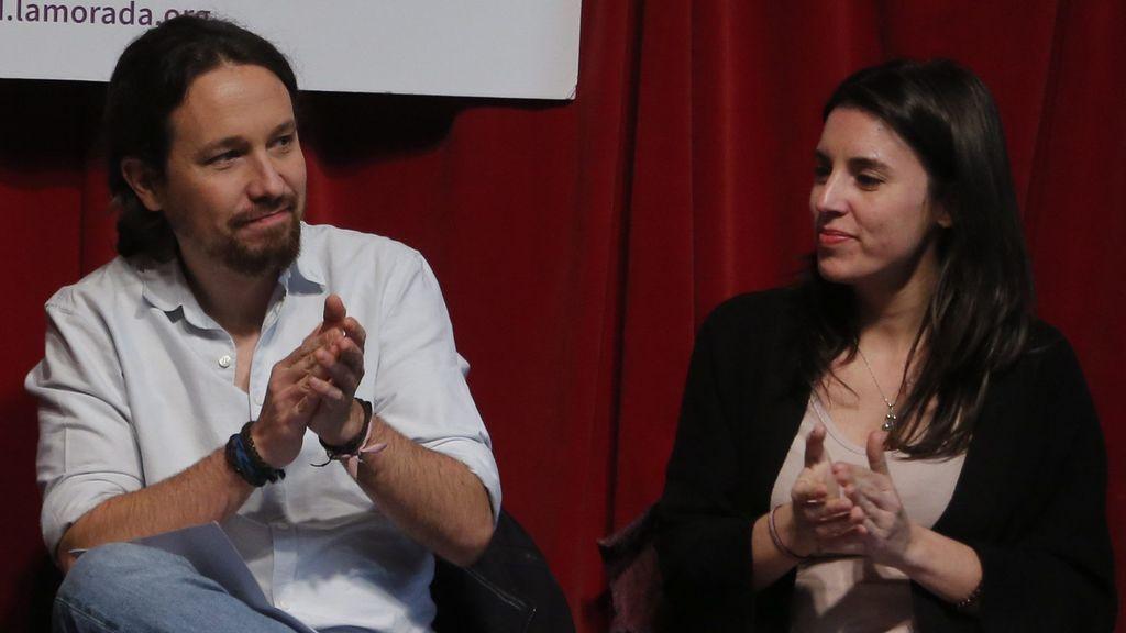 La historia de amor entre Pablo Iglesias e Irene Montero: de compañeros en el partido a padres de tres hijos