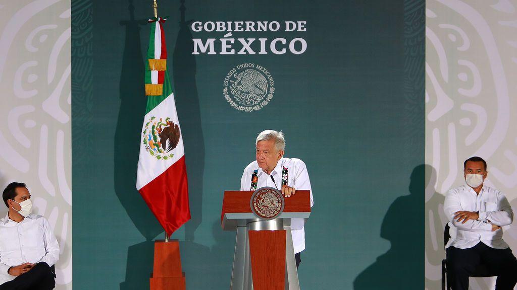 """El presidente de México acusa a Iberdrola de """"saqueo"""" y advierte que pondrá orden en el sector eléctrico"""
