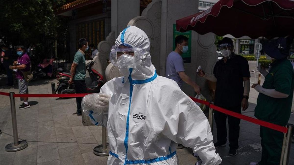 Rebrote de coronvirus en Pekín: las autoridades amplían las restricciones y prohíben a taxis salir de la ciudad