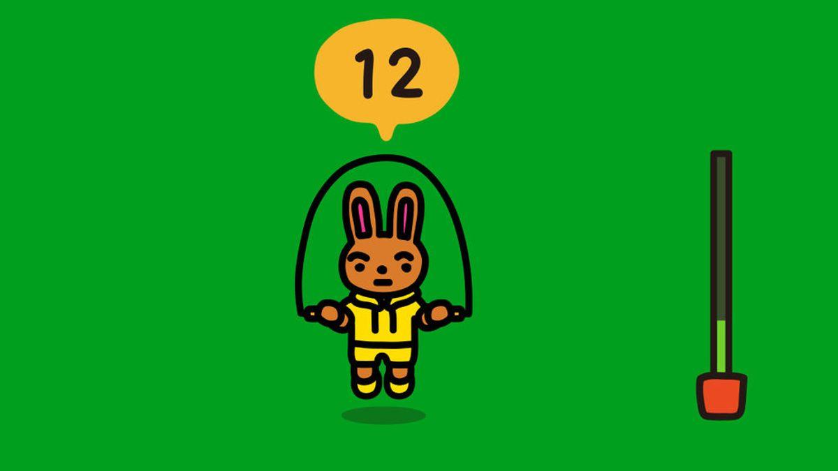 Descarga gratis Jump Rope Challenge en Switch