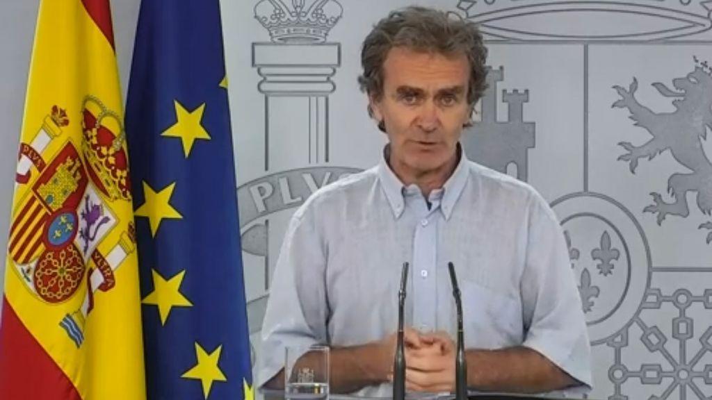 """Fernando Simón advierte de que el brote en Pekín """"es un reflejo de lo que podría pasar en cualquier país"""""""
