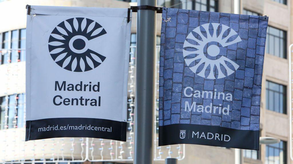 Un juzgado de Madrid anula la suspensión de Madrid Central
