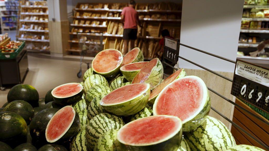 La fruta cortada en los supermercados puede contener salmonela