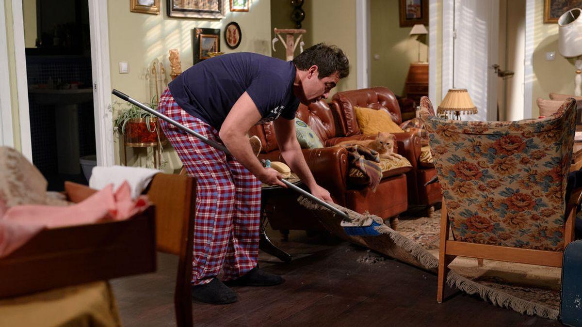 Qué compañero de piso eres: Encantador como Bruno o un desastre como Amador