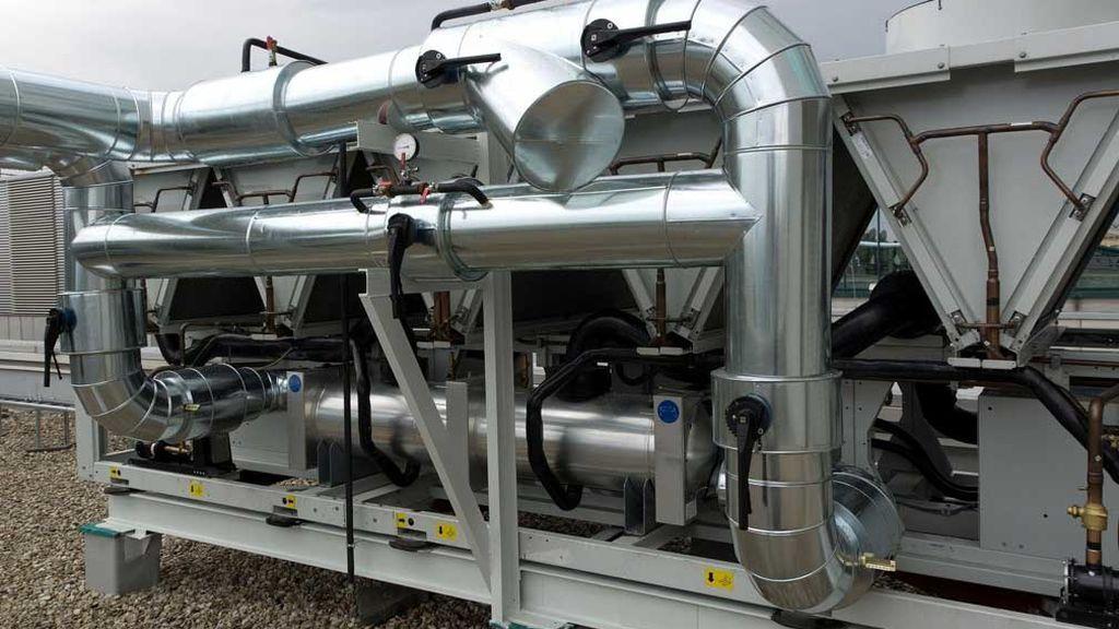 Sistema aire acondicionado