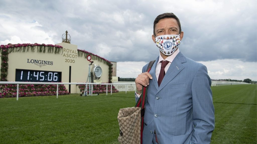 Las mascarillas llegan al glamour de Ascot