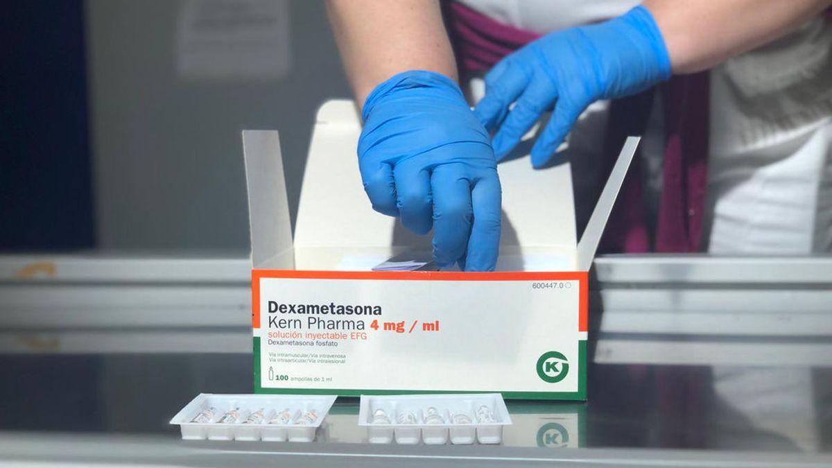 Los médicos sobre la dexametasona: ya se usaba para tratar la COVID, es eficaz pero no es para todos