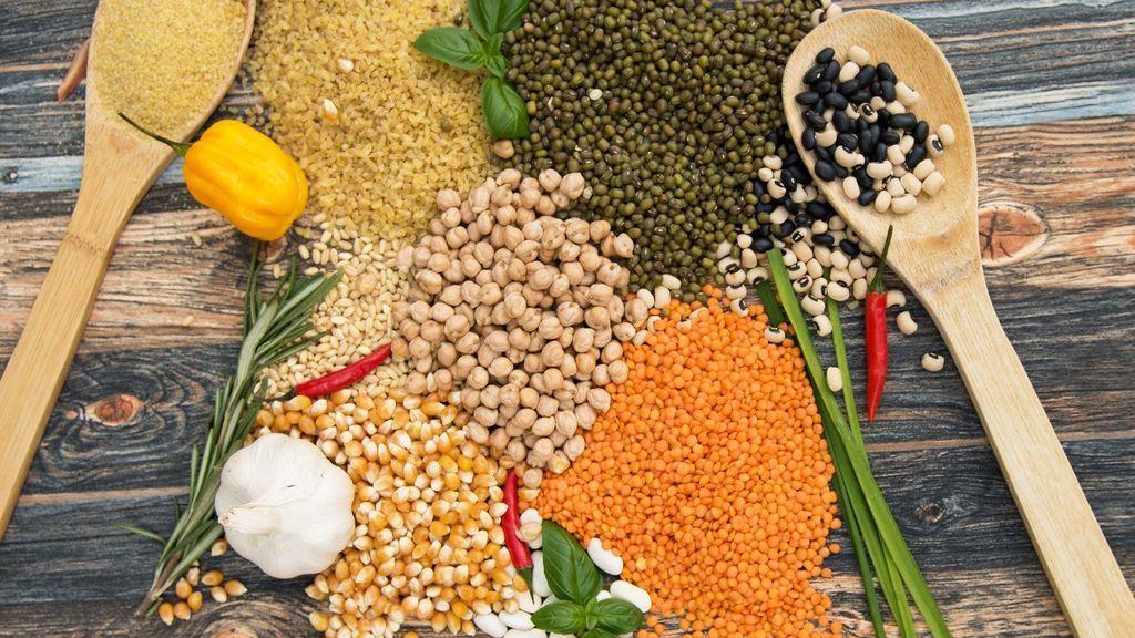 Las legumbres: un alimento clave para la dieta