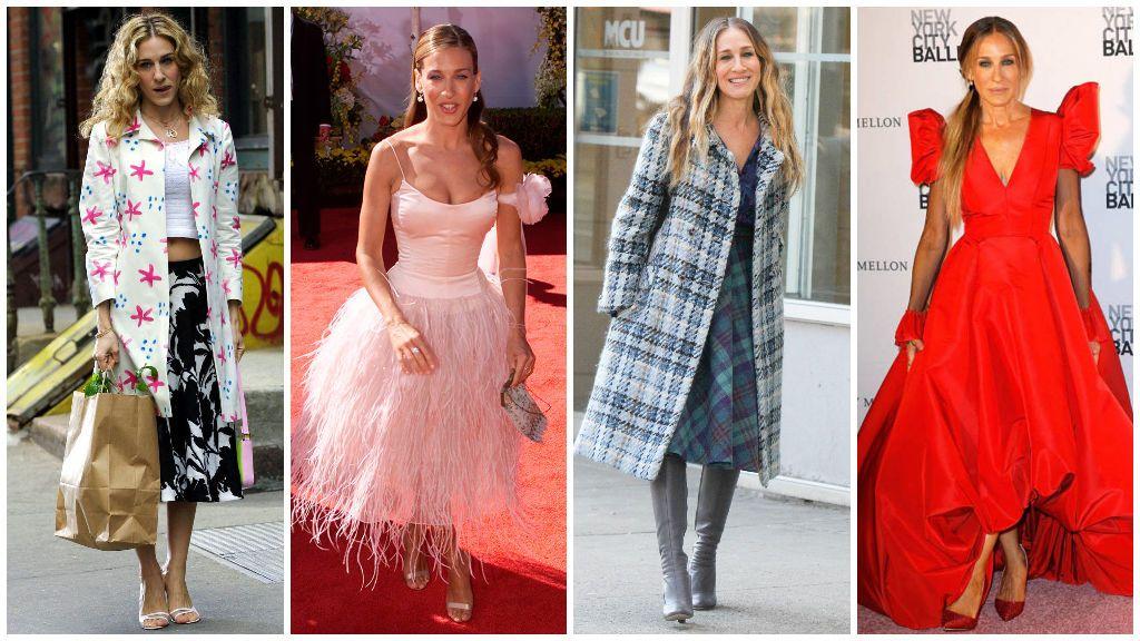 Sara Jessica Parker o cómo ser un icono de la moda durante 30 años.