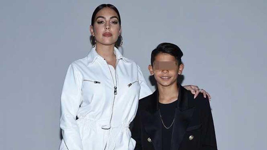 Georgina felicita a Cristiano Junior por su cumpleaños: su relación madre-hijo con el hermano mayor del clan