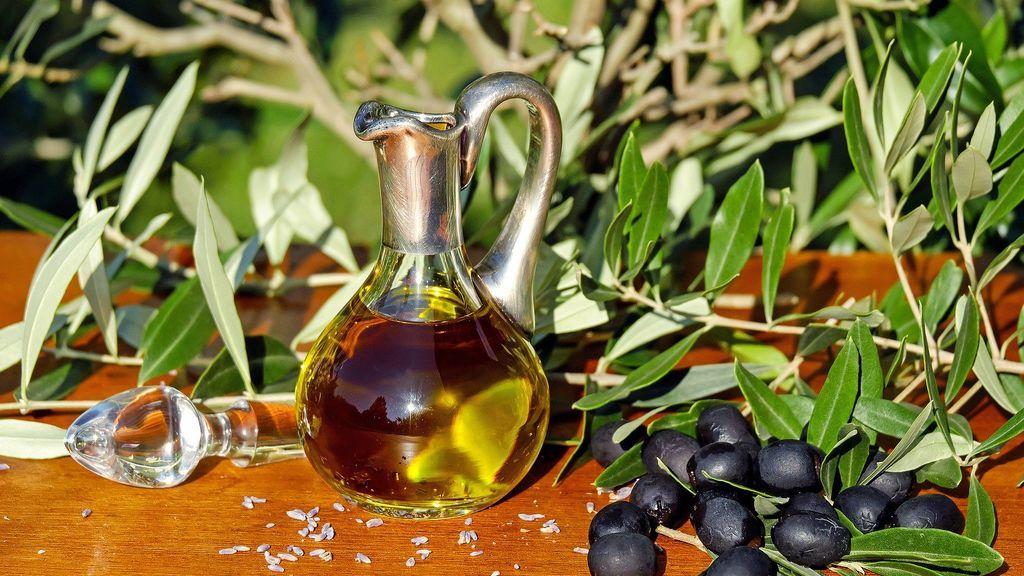 El aceite de oliva, mejor que el de girasol