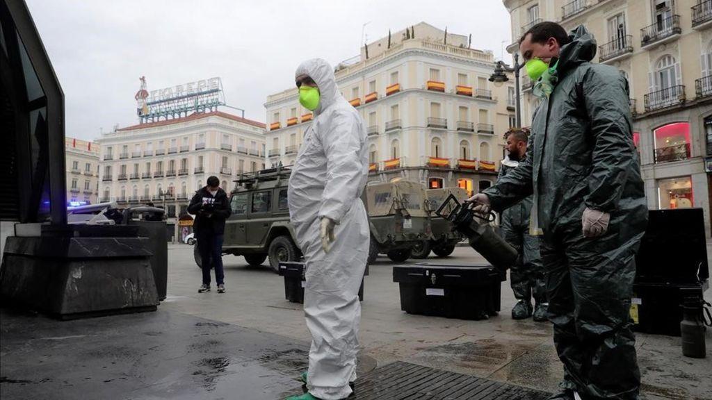 Las muertes durante la pandemia duplican las de un año normal en seis provincias españolas
