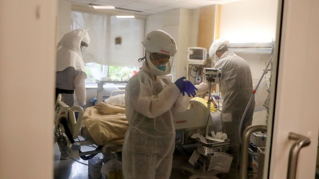 Récord de contagios por coronavirus en seis estados de EE.UU en plena desescalada