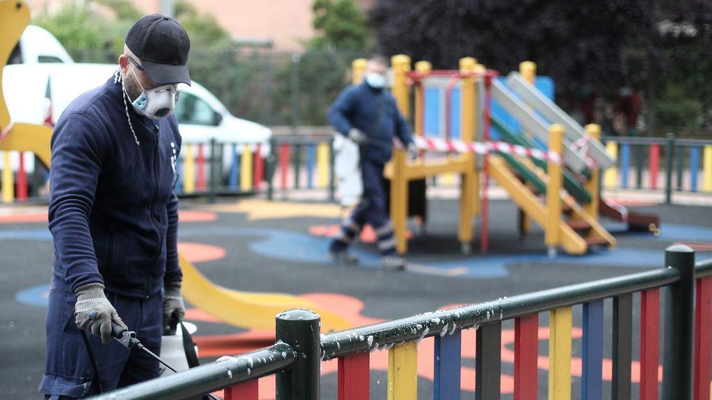 A jugar con tus nietos: Madrid reabrirá los parques a partir del 22 de junio