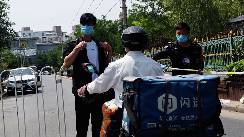 China aísla Pekín ante la expansión del rebrote a más provincias